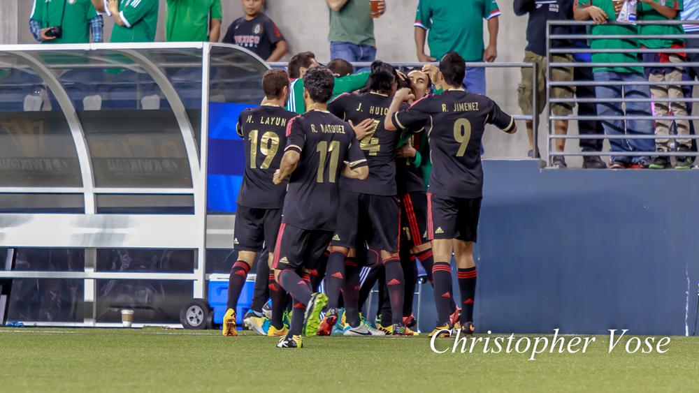 2013-07-11 Marco Fabián Goal Celebration.jpg