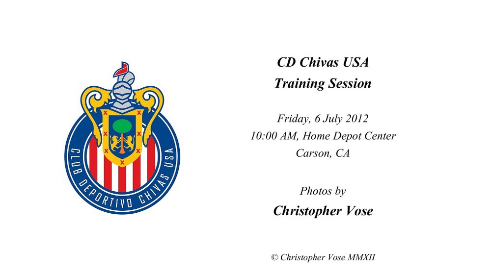 2012-07-06 CD Chivas USA Training Session.jpg
