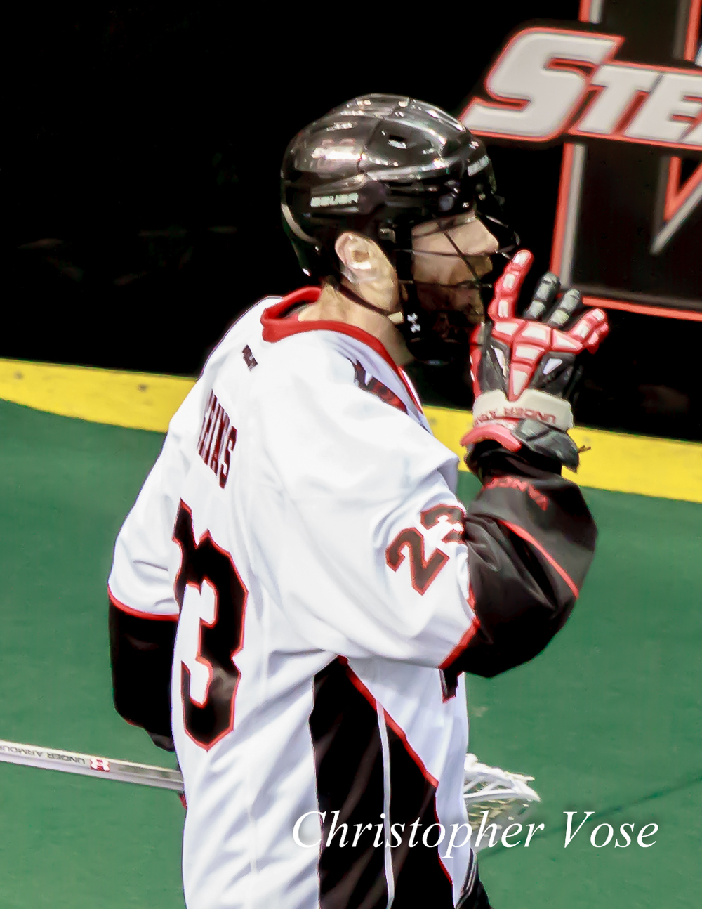 2014-01-11 Mike Grimes Goal Celebration.jpg