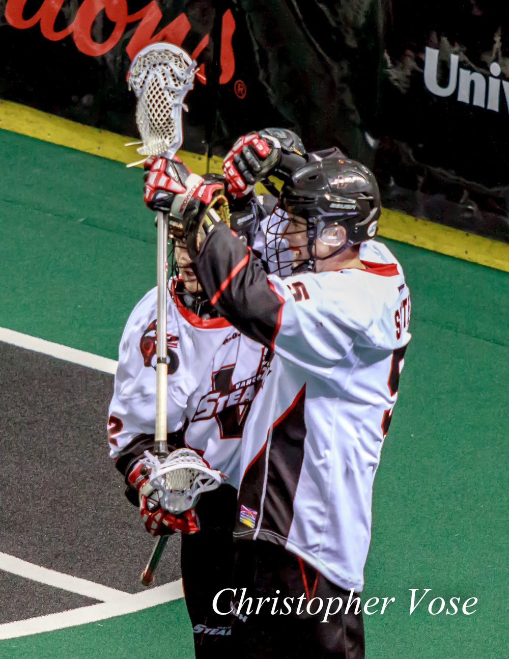 2014-01-11 Cody Bremner Goal Celebration 1.jpg