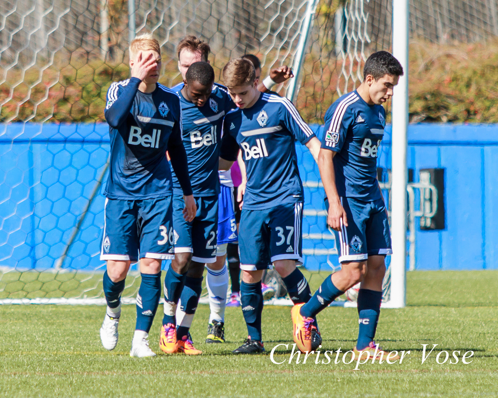 2014-04-01 Kekuta Manneh's Second Goal Celebration.jpg