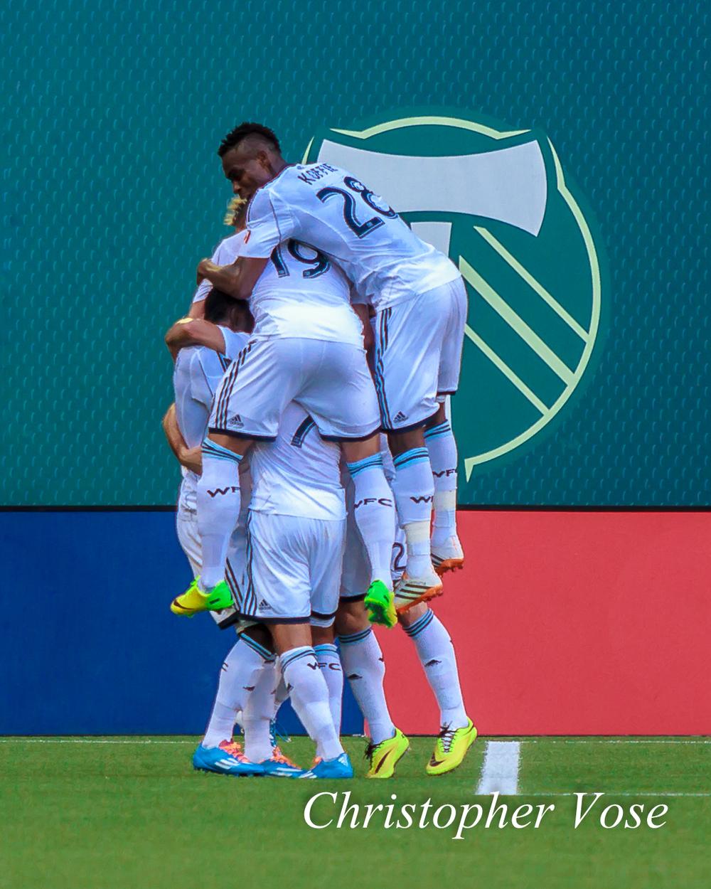 2014-06-01 Pedro Morlaes Second Goal Celebration.jpg