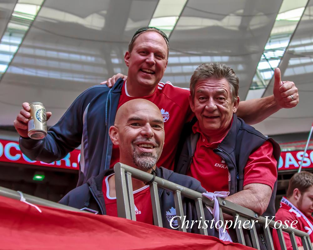 2014-06-18 Ken Foster, Randy Dubbert, and Harry Vose.jpg