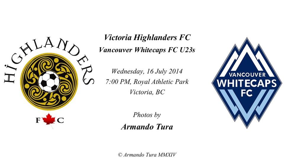 2014-07-16 Qualifying Round; Victoria Highlanders FC v Vancouver Whitecaps FC U23s.jpg