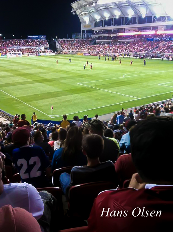 The Riot is a fine stadium, but it's proven difficult for the Caps to remove three points from its confines