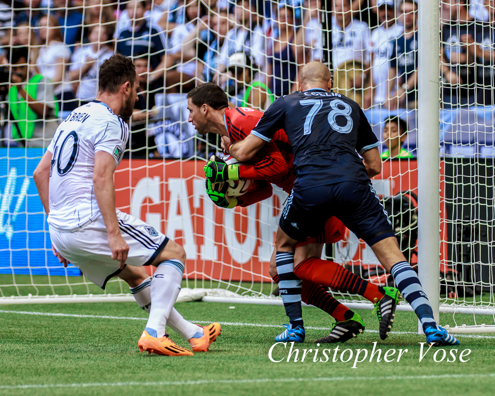 2014-08-10 Andy O'Brien, Andy Gruenebaum, and Aurelien Collin.jpg
