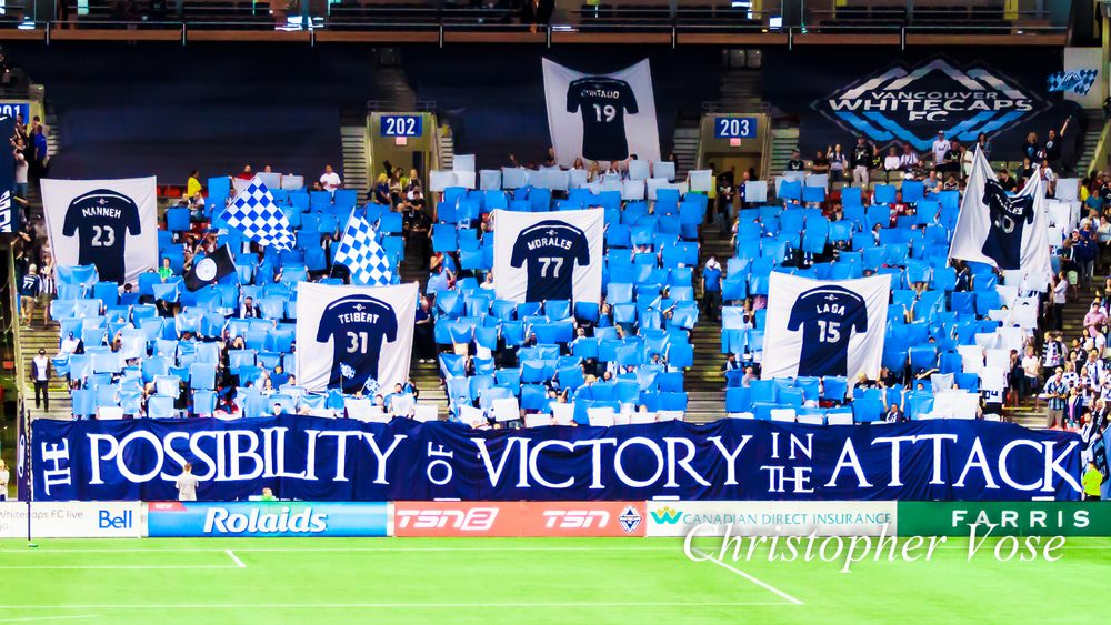 2014-08-30  Curva Collective, Rain City Brigade, and Vancouver Southsiders Tifo 2.jpg