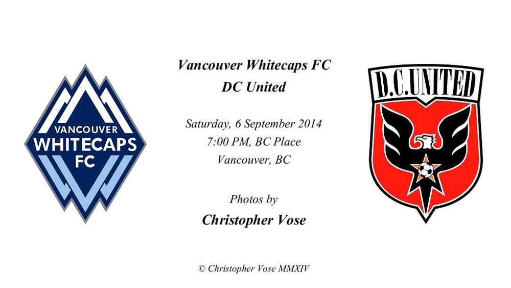2014-09-06 Round 26; Vancouver Whitecaps FC v DC United.jpg