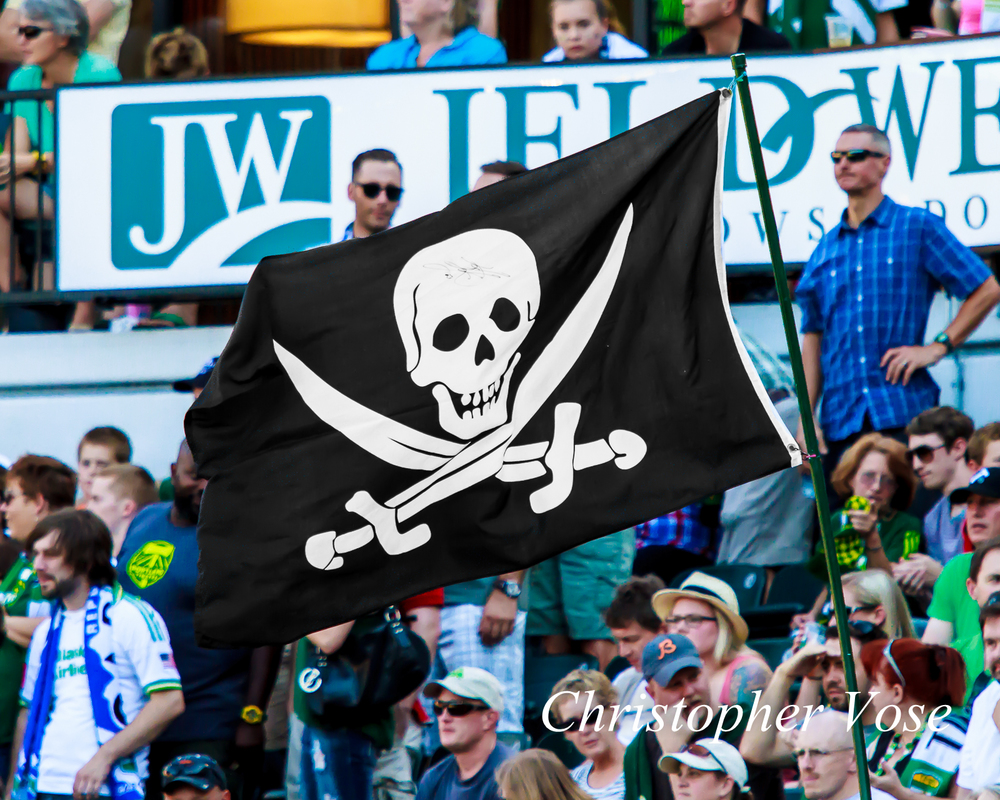 2014-09-20 Portland Timbers Supporters Flag.jpg