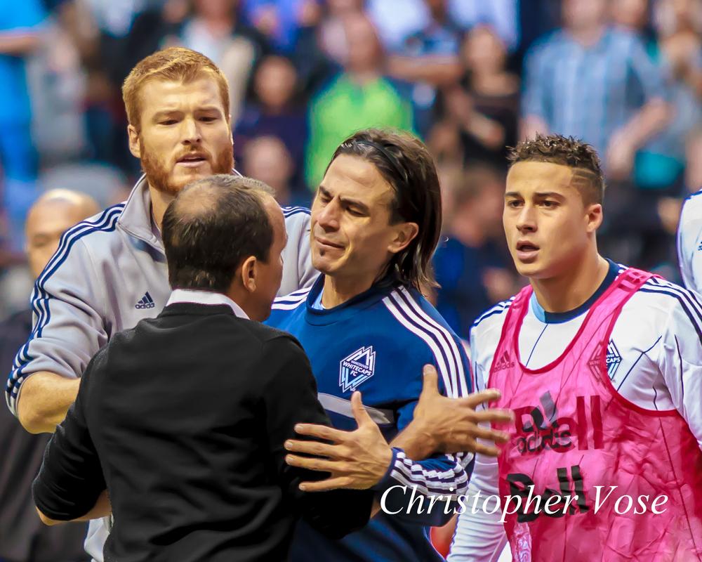 2014-10-04 Jon Poli, Óscar Pareja, Mauro Rosales, and Erik Hurtado.jpg