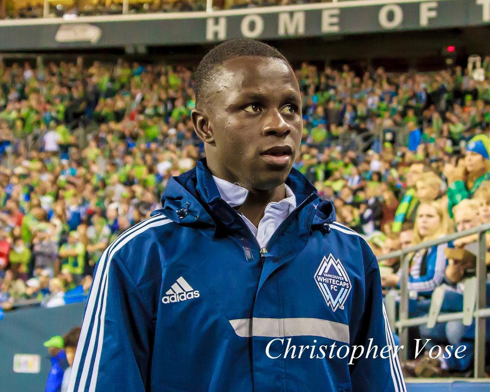 Into every generation a slayer is born: one boy in all the world, a chosen one. He will wield the strength and skill to fight the Sounders, Timbers, and the forces of darkness; to stop the spread of their evil and the swell of their number. He is Kekuta Manneh, the Sounder Slayer.