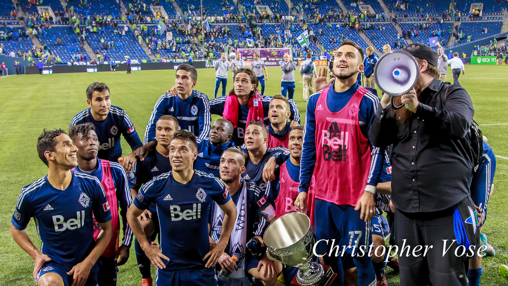 Vancouver Whitecaps FC completed the Quest for La Quinta by winning their fifth Cascadia Cup in eleven seasons.