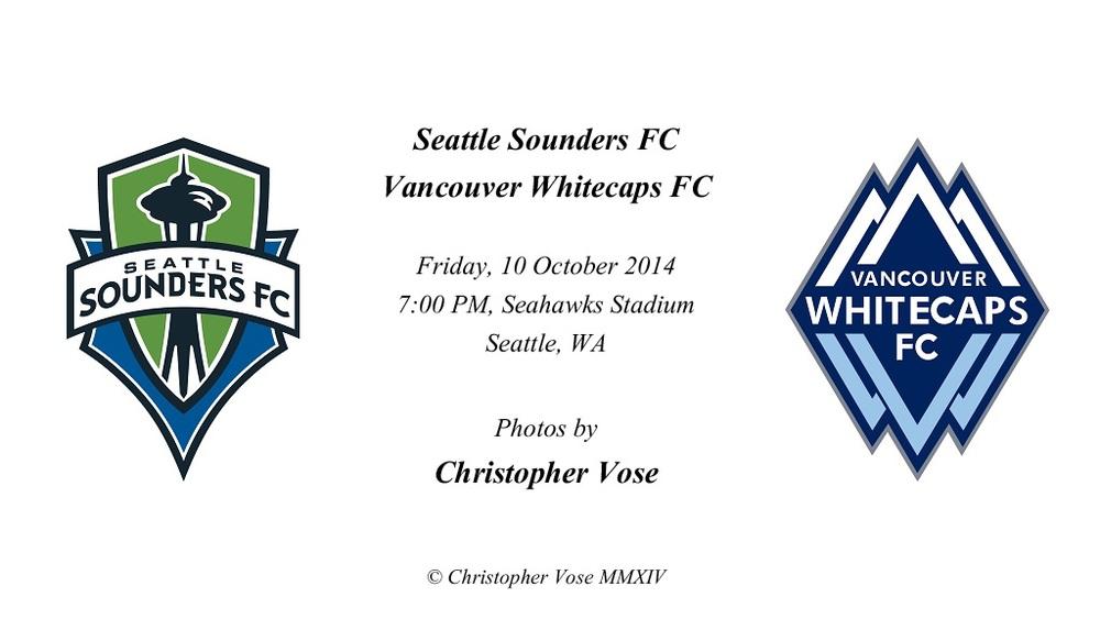 2014-10-10 Round 32; Seattle Sounders FC v Vancouver Whitecaps FC.jpg
