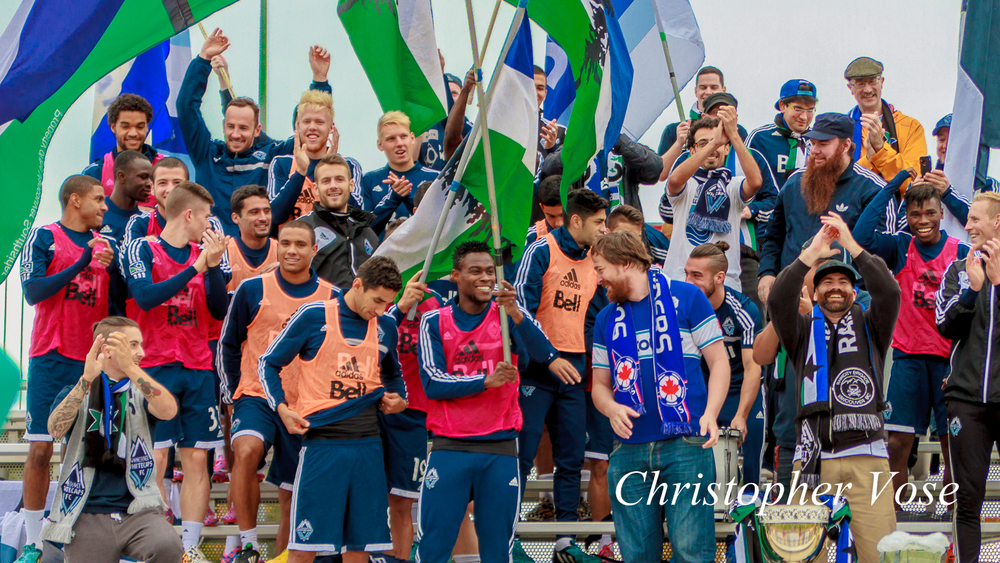 2014-10-13 Vancouver Whitecaps FC and Supporters.jpg