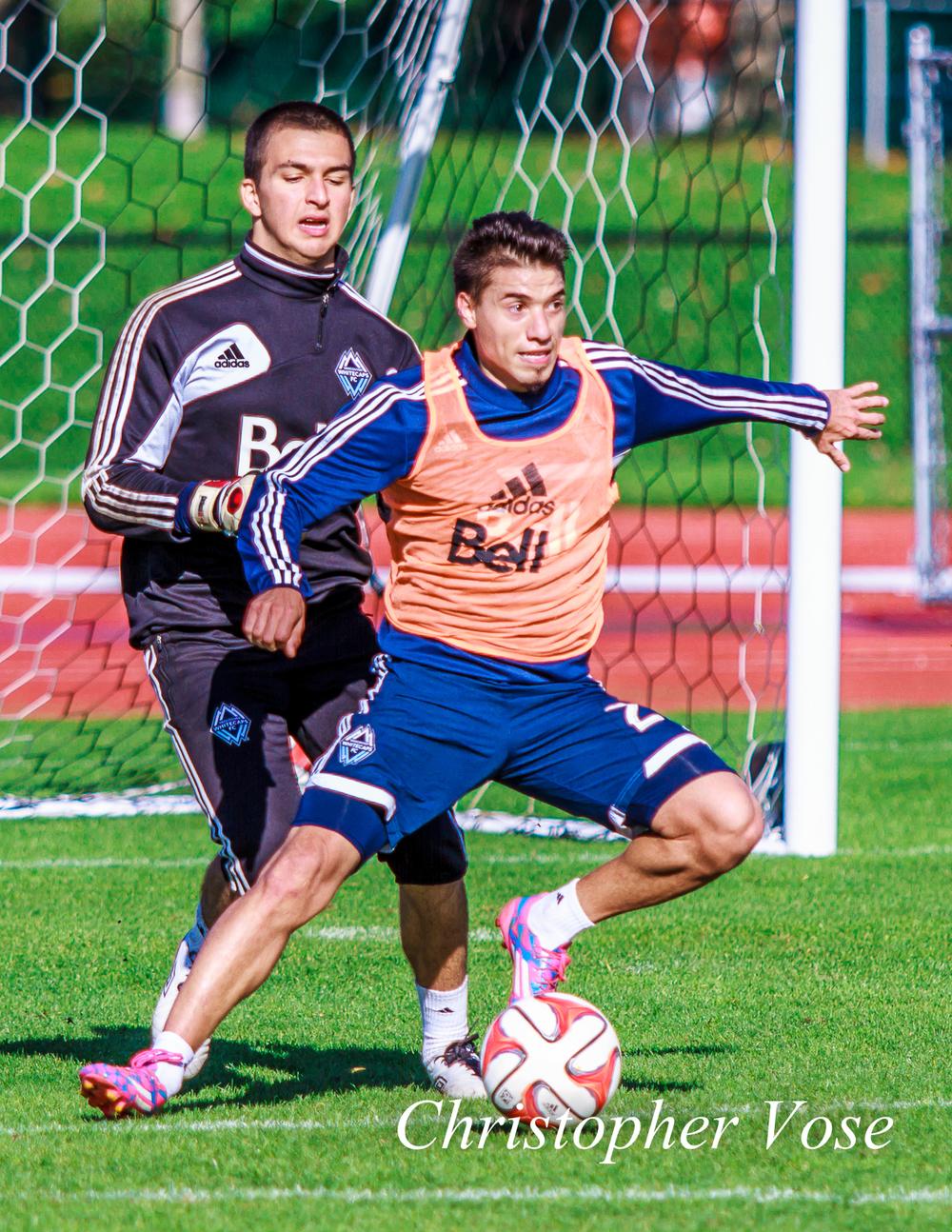 2014-10-26 Marco Carducci and Nicolás Mezquida.jpg