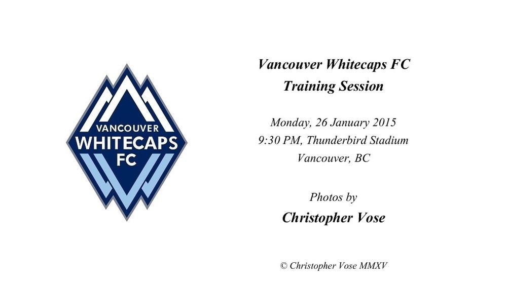 2015-01-26 Vancouver Whitecaps FC Training Session.jpg