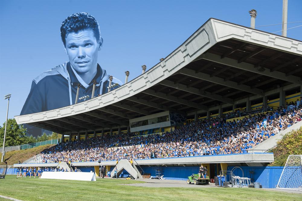 Manager Alan Koch will be overseeing Whitecaps FC 2 at Thunderbird Stadium.