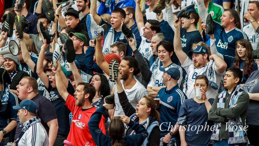 Whitecaps FC 2 can look forward to seeing and hearing the Curva Collective support them at Thunderbird Stadium.