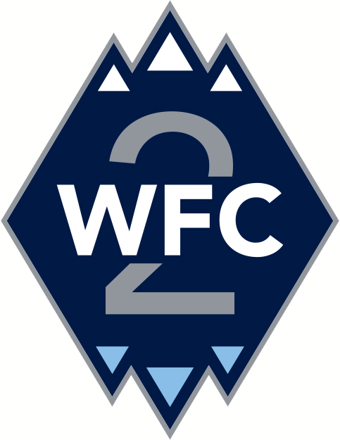 The official crest of Whitecaps FC 2.