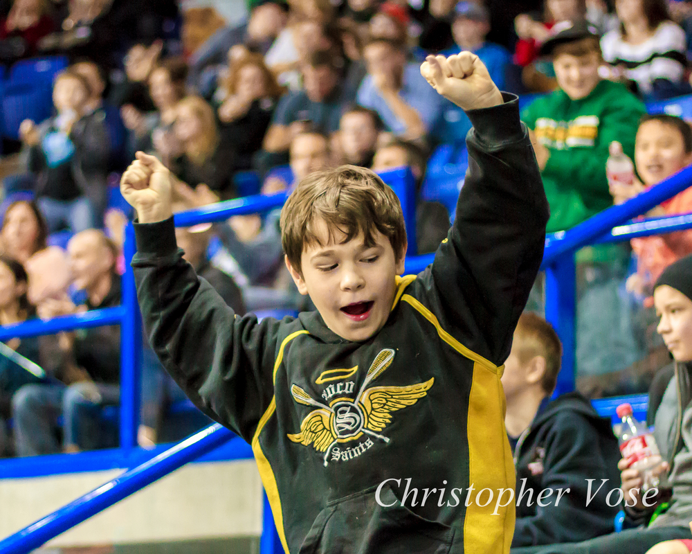 2015-02-14 Vancouver Stealth Supporter Goal Reaction (Tyler Garrison's First).jpg