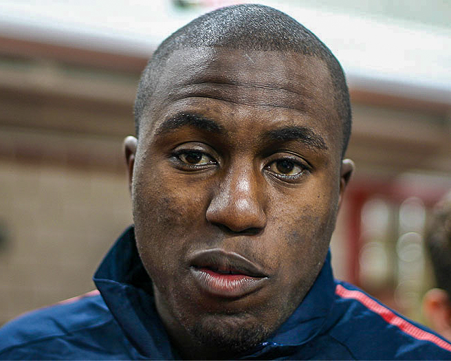 He may not be a Bloody Big Deal, but Jozy Altidore is Toronto FC's latest Designated Player. Photo by Paul Blank.