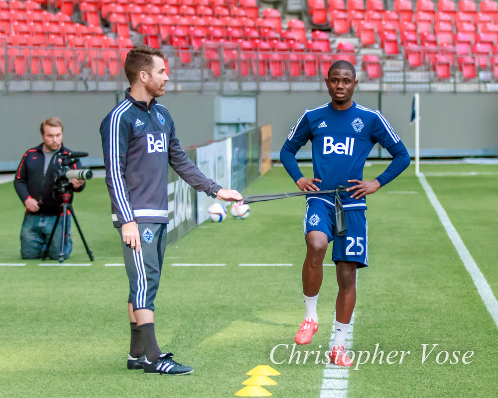 2015-03-06 Graeme Poole and Andre Lewis.jpg