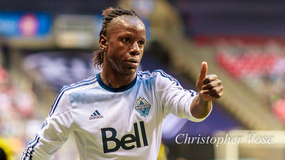Darren Mattocks scored the equaliser, and had a man of the match performance against the Crew.