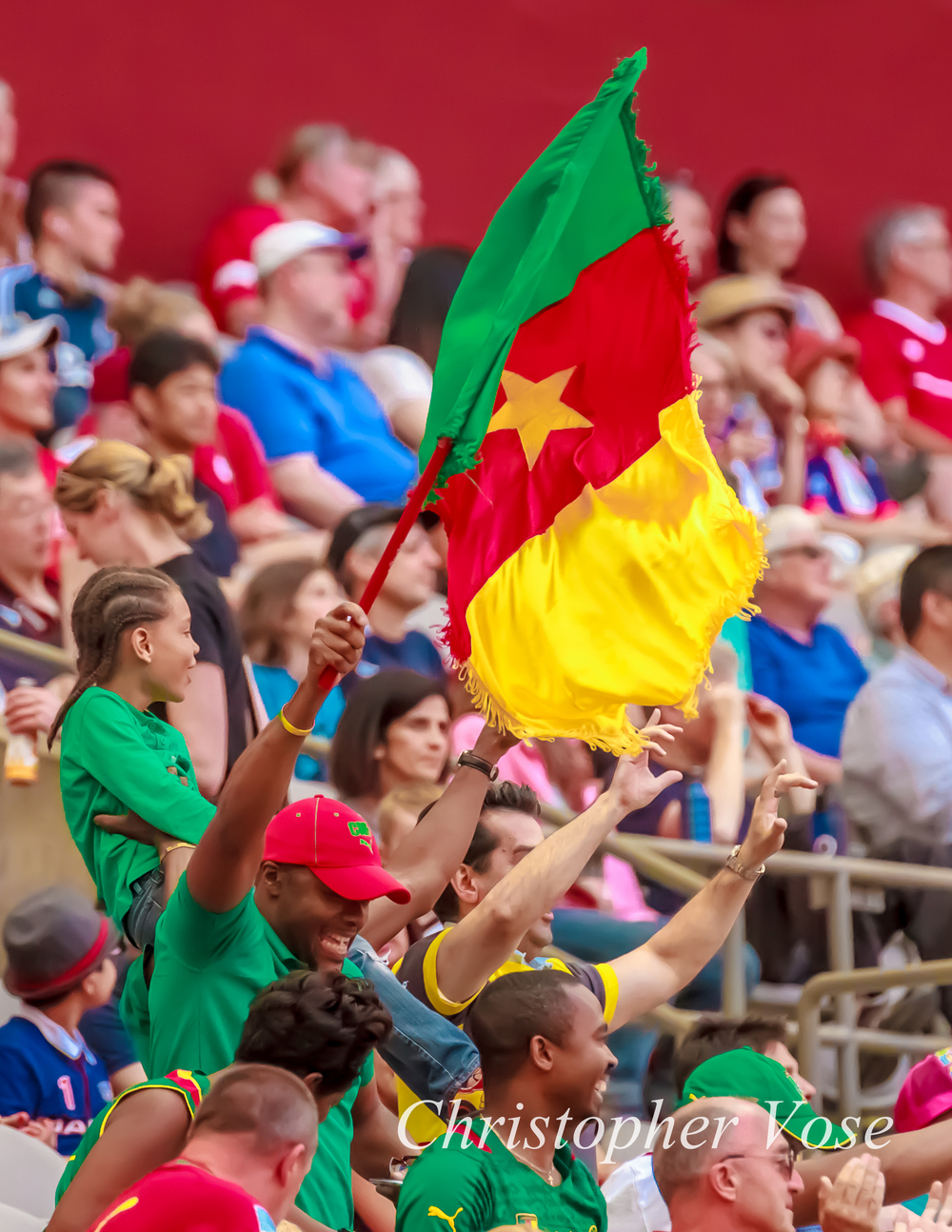 2015-06-08 Cameroonian Supporters Goal Reaction (Enganamouit's first).jpg