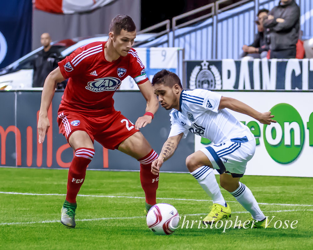 2015-10-07 Matt Hedges and Cristian Techera.jpg