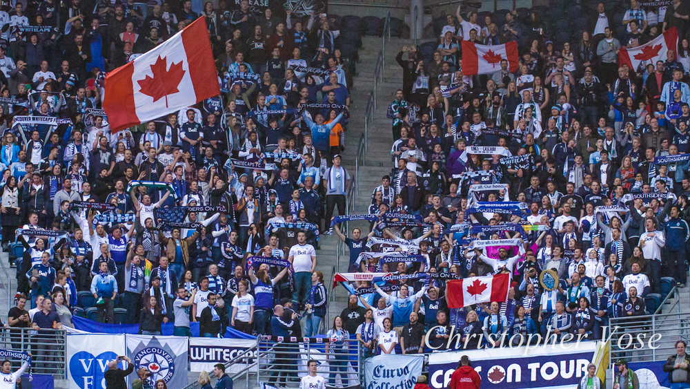 2016-03-19 Curva Collective Rain City Brigade, and Vancouver Southsiders 2.jpg