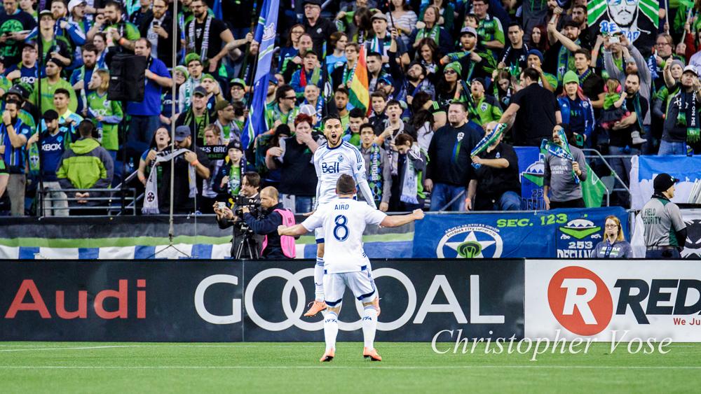 2016-03-19 Pedro Morales' First Goal Celebration.jpg