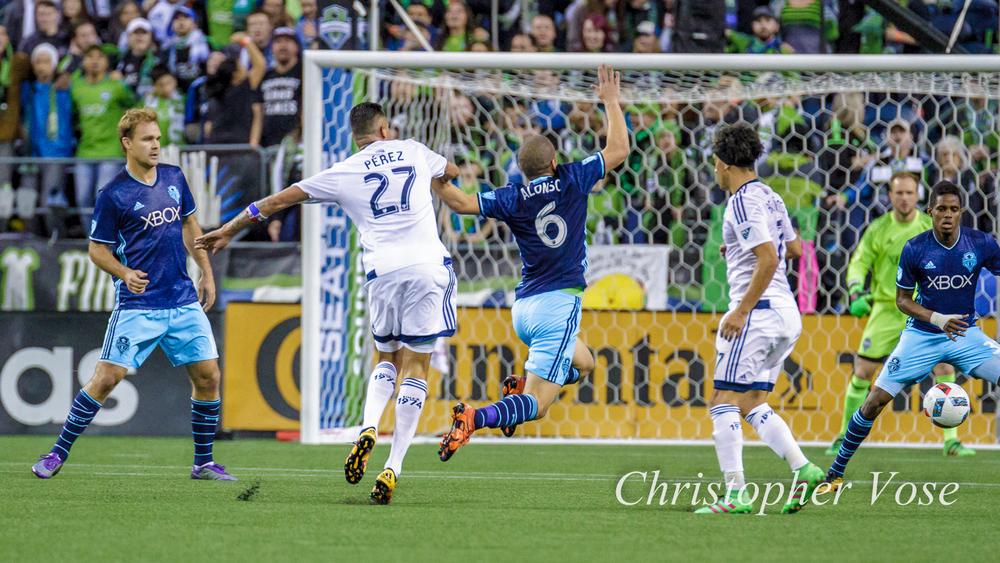 2016-03-19 Chad Marshall, Blas Perez, and Osvaldo Alonso.jpg