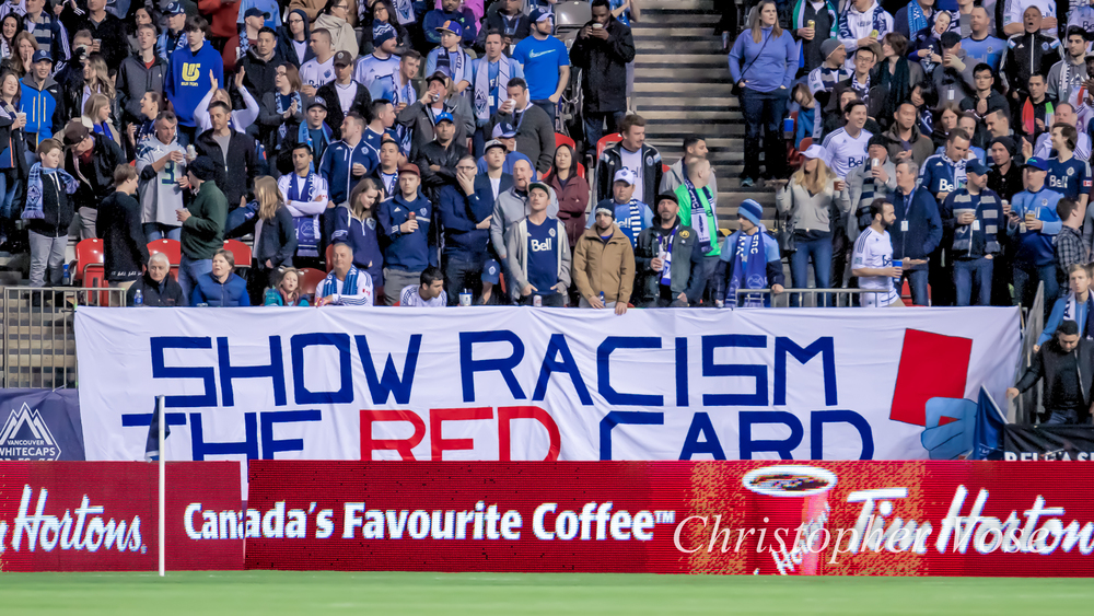2016-03-26 Show Racism the Red Card Tifo.jpg