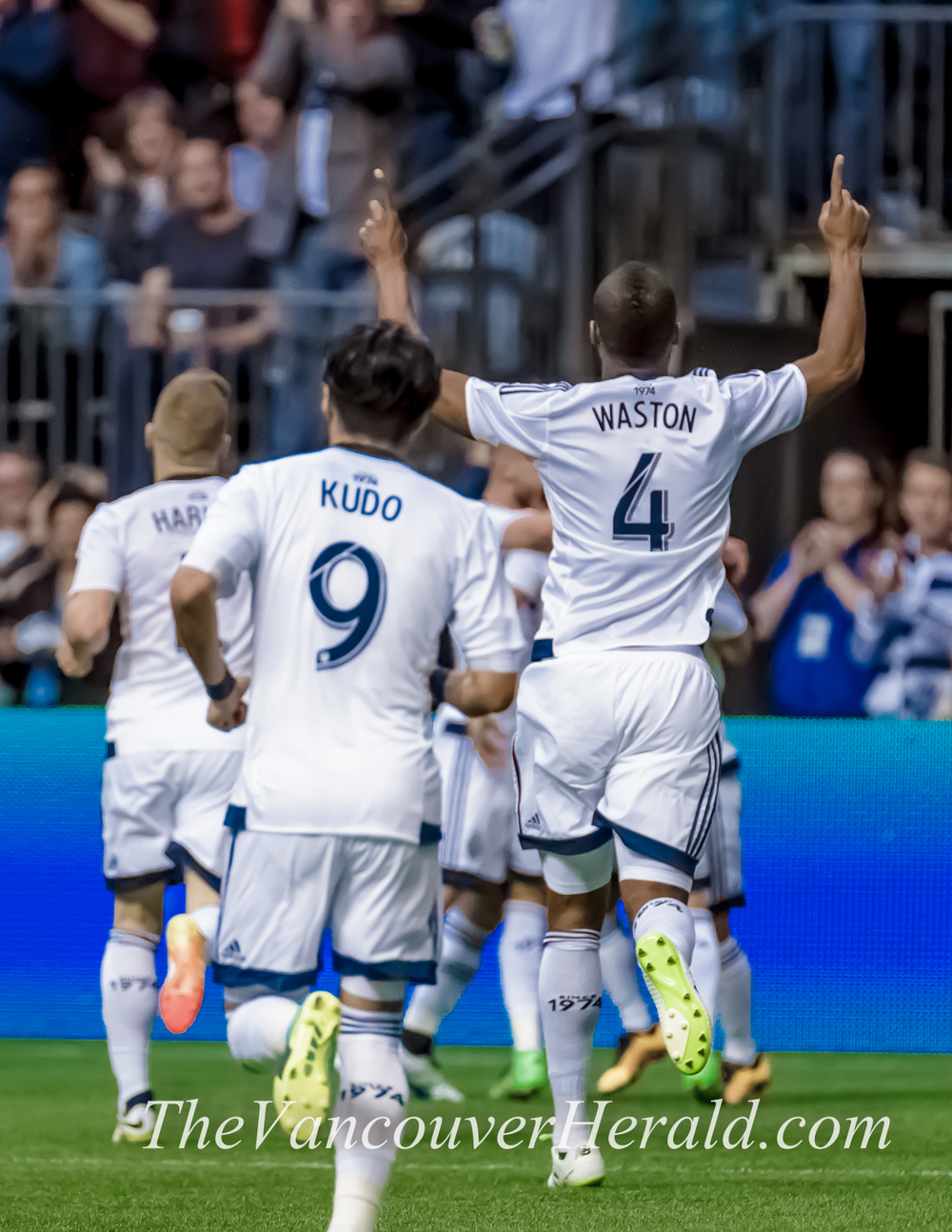 2016-04-27 Vancouver Whitecaps FC Goal Celebration (Bolaños).jpg