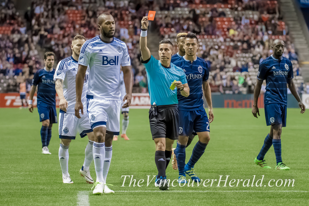 2016-04-27 Kendall Waston's Second Yellow Card.jpg