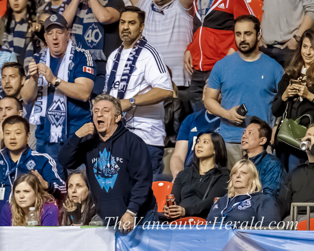 2016-04-27 Vancouver Whitecaps FC Supporters Red Card Reaction (Waston).jpg