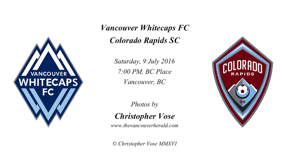 2016-07-09 Round 19; Vancouver Whitecaps FC v Colorado Rapids SC.jpg