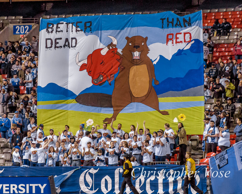 2017-03-02 ''Better dead than red'' Tifo by the Curva Collective.jpg
