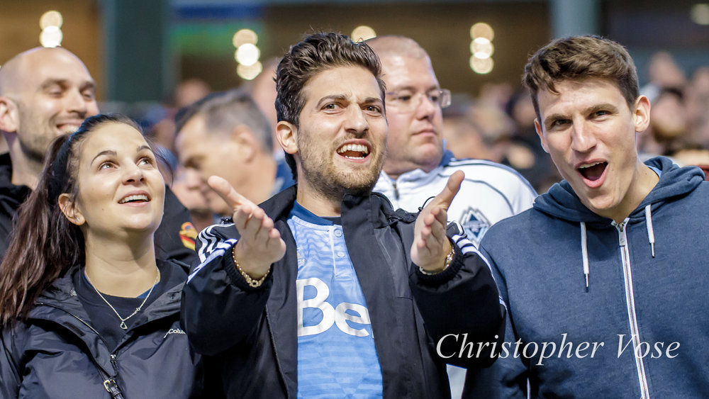 2017-10-25 Vancouver Whitecaps FC Supporters Goal Reaction (Waston).jpg