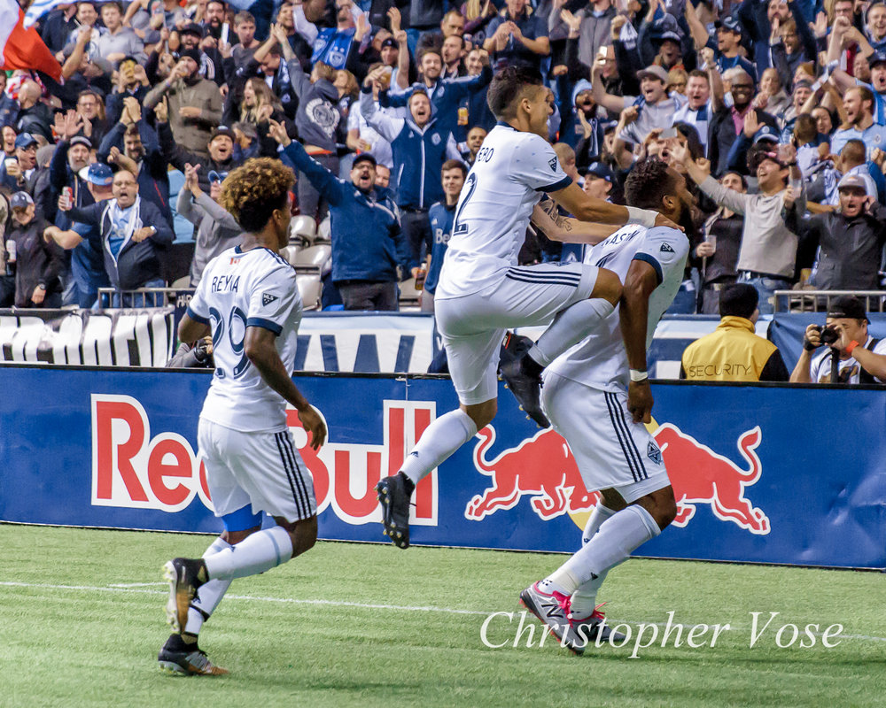 2017-10-25 Kendall Waston Goal Celebration 2.jpg