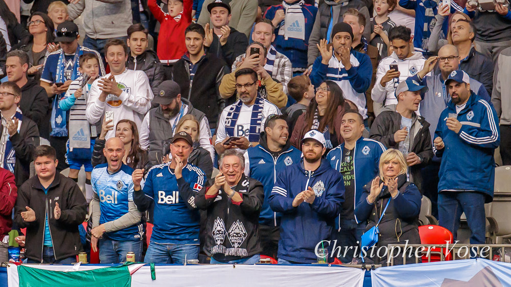 2018-03-04 Vancouver Whitecaps FC Supporters Goal Reaction (Kamara).jpg
