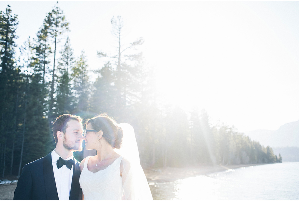 Damiano + Rebecca | Camp Richardson | Lake Tahoe, California | www.vitaeweddings.com