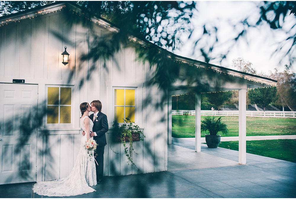 Bethany + Chris | Calamigos Equestrian | Burbank, California | www.vitaeweddings.com