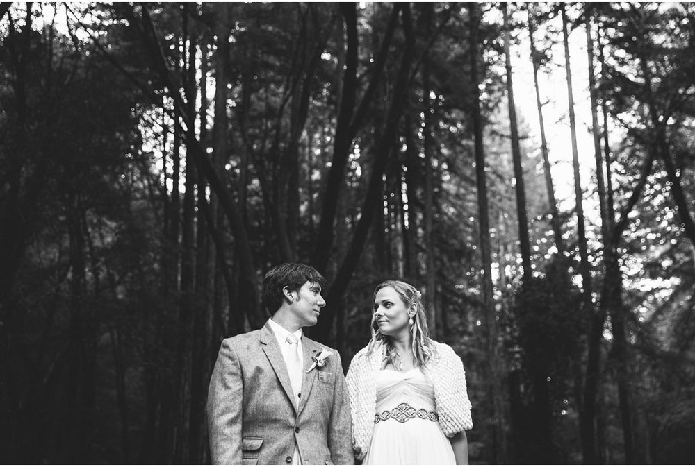 Andy + Sophia | YMCA Camp Campbell | Boulder Creek, California | www.vitaeweddings.com