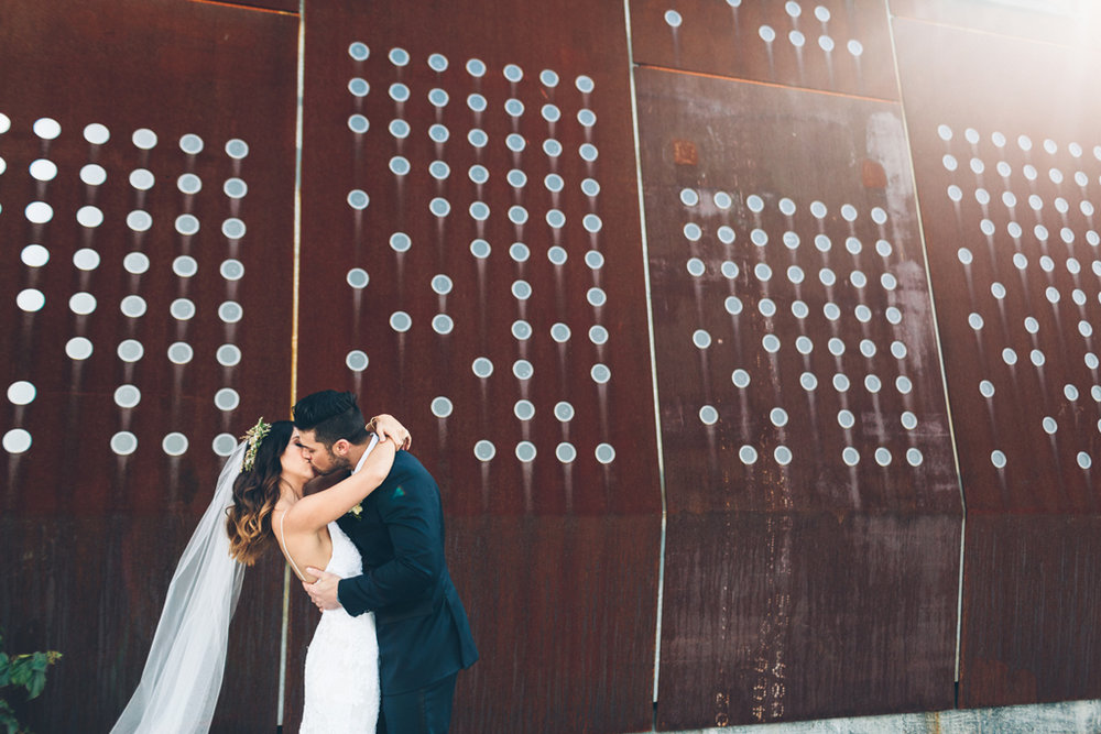 STEPHANIE + JORDAN - LOS ANGELES, CALIFORNIA