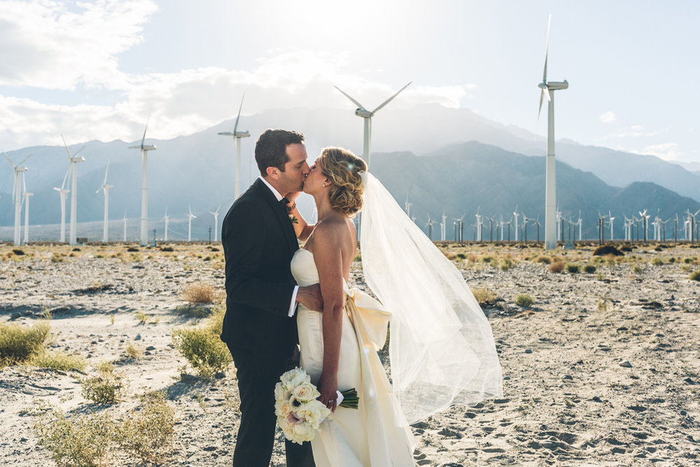 KATIE + BEN - PALM SPRINGS, CALIFORNIA