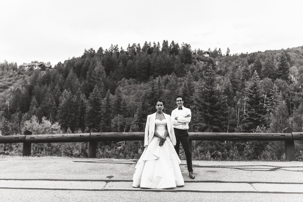 NONA + DAVID - BEAVER CREEK, COLORADO
