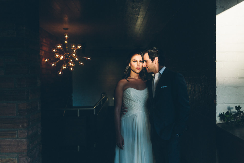 NONA + DAVID - LOS ANGELES, CALIFORNIA