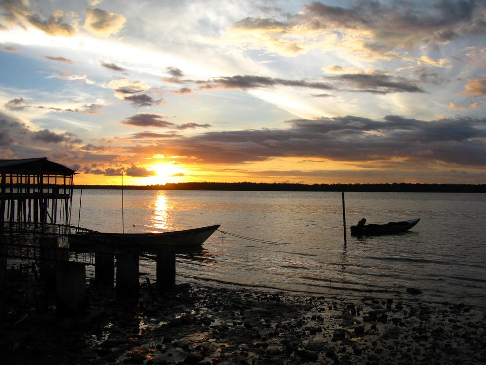 Orinoco River, Venezuela