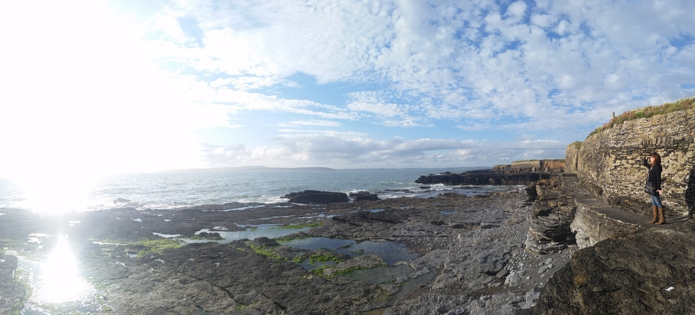 August 2015 ~ Hook Head Peninsula ~ Co. Wexford, Ireland  Photography by Morgan Murray